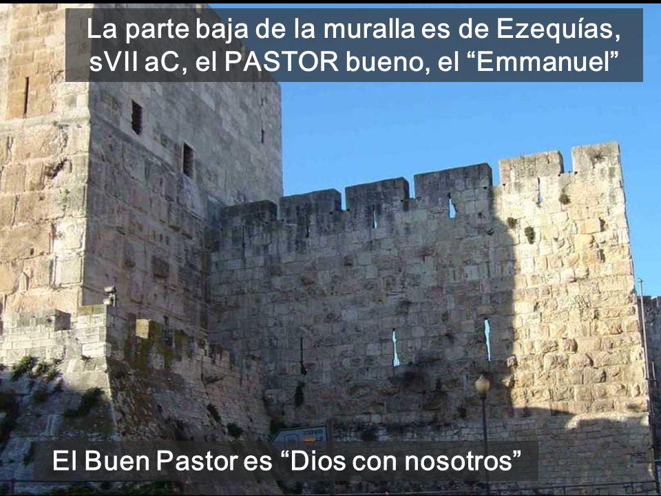 El Buen Pastor es Dios con nosotros