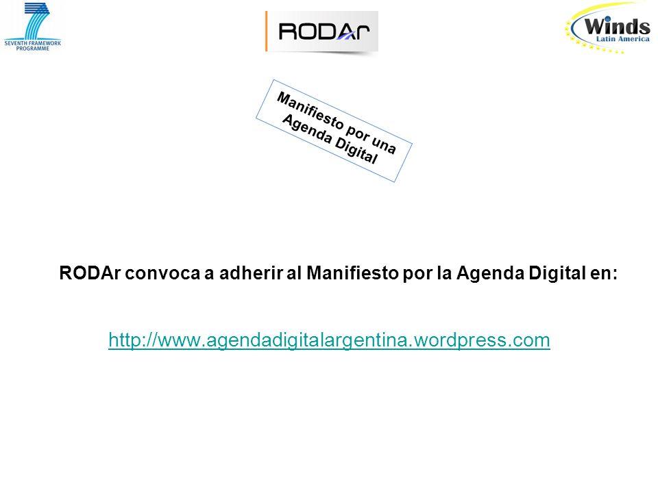 Manifiesto por una Agenda Digital