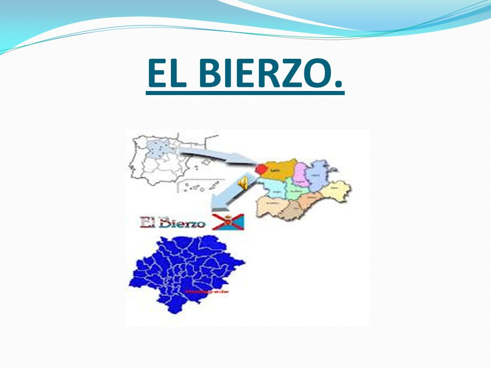 EL BIERZO.