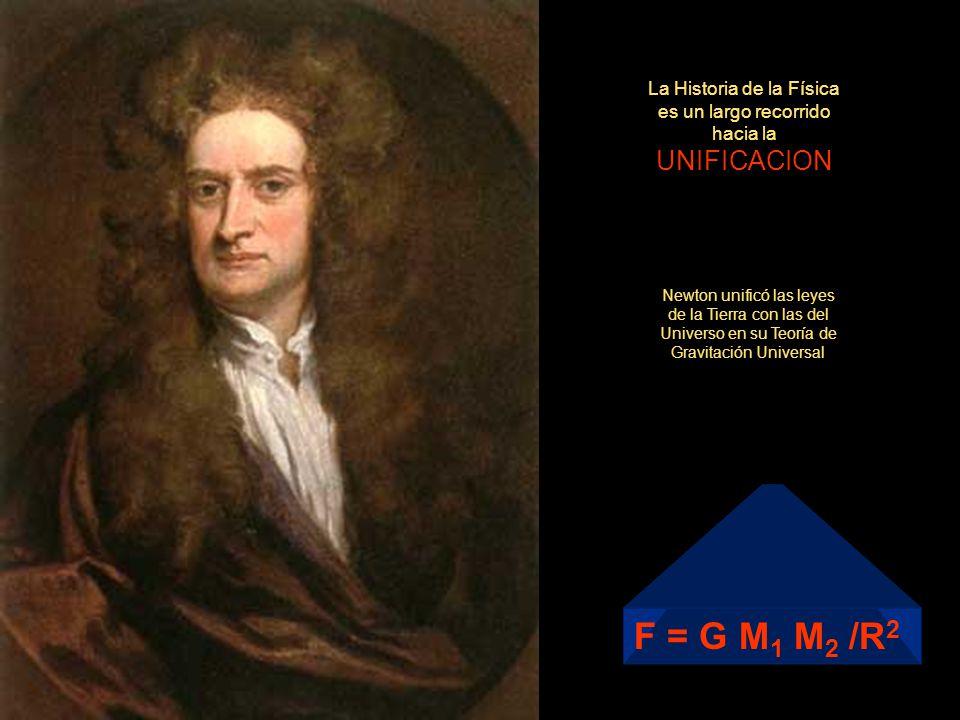 La Historia de la Física es un largo recorrido hacia la UNIFICACION