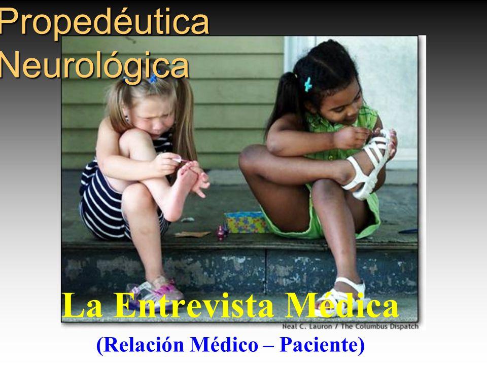 Propedéutica Neurológica
