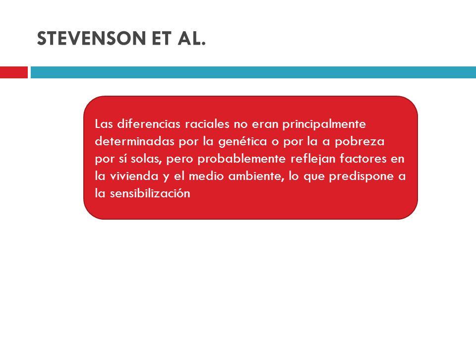 STEVENSON ET AL.