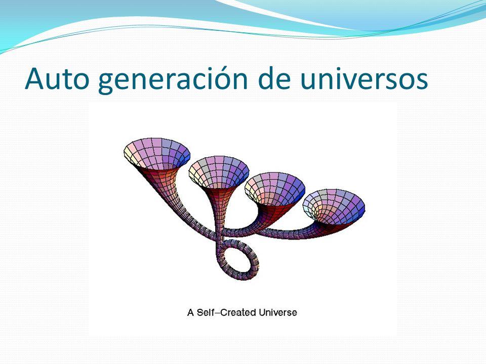 Auto generación de universos