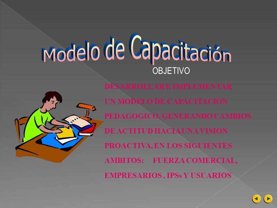 Modelo de Capacitación