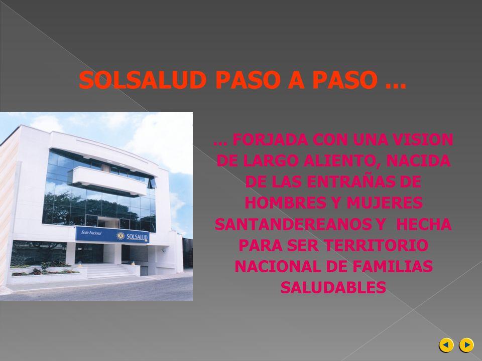 SOLSALUD PASO A PASO ...