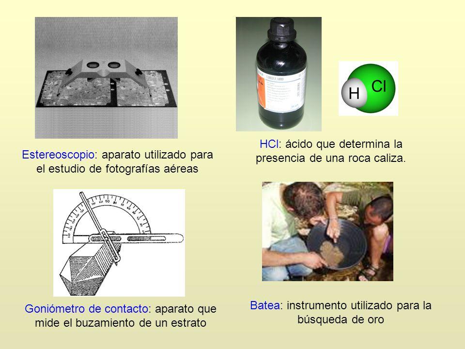 Estereoscopio: aparato utilizado para el estudio de fotografías aéreas