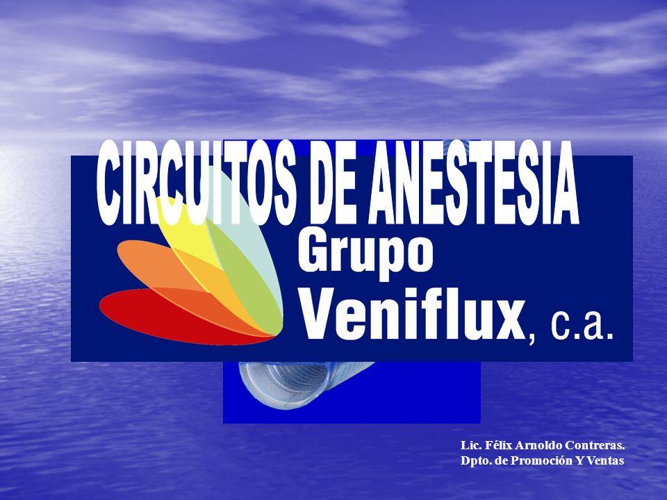 CIRCUITOS DE ANESTESIA