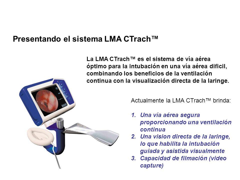 Presentando el sistema LMA CTrach™