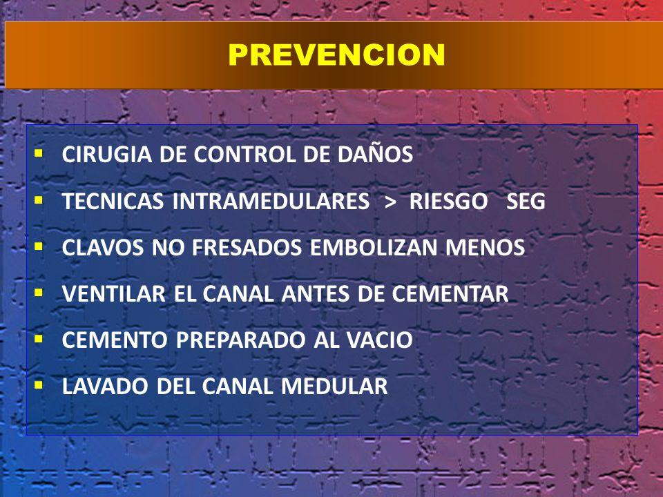 PREVENCION CIRUGIA DE CONTROL DE DAÑOS
