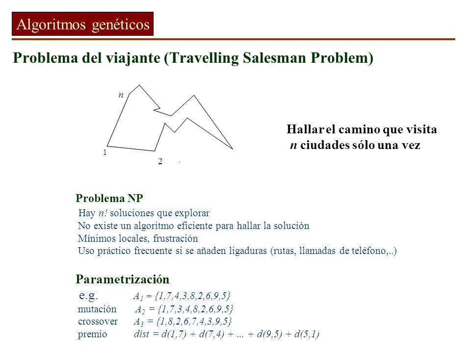 Problema del viajante (Travelling Salesman Problem)