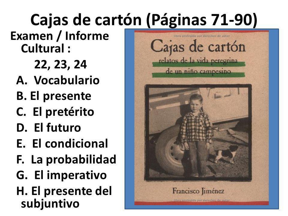 Cajas de cartón (Páginas 71-90)