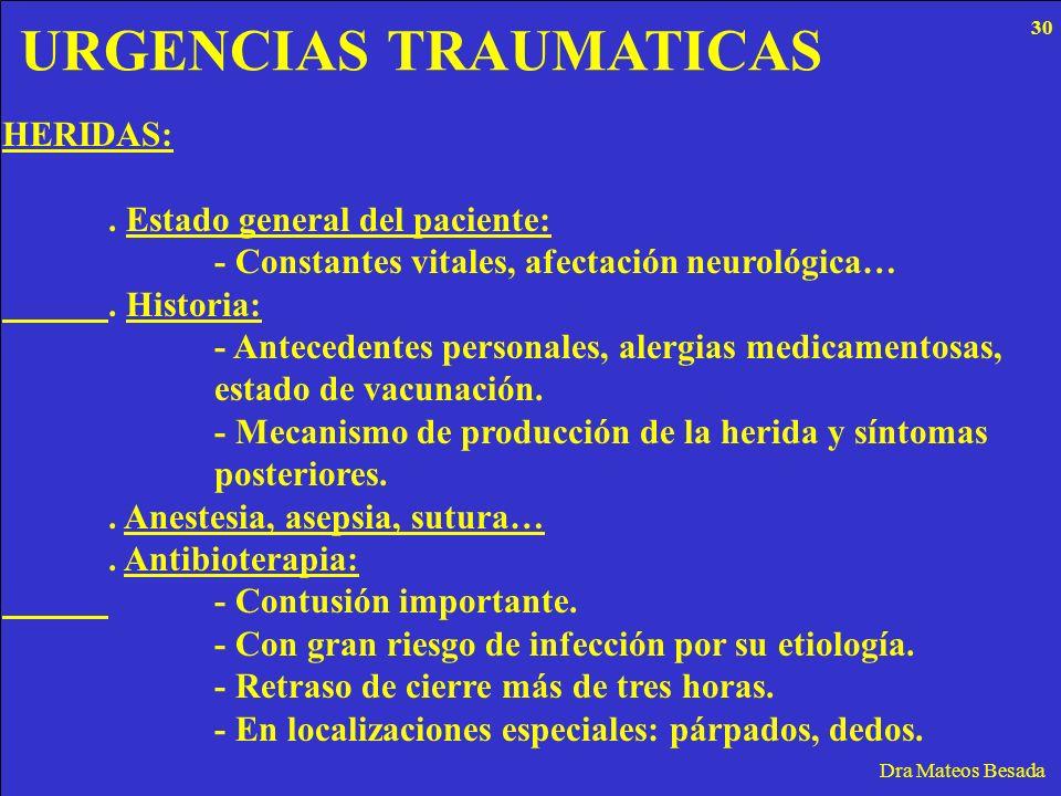 URGENCIAS TRAUMATICAS