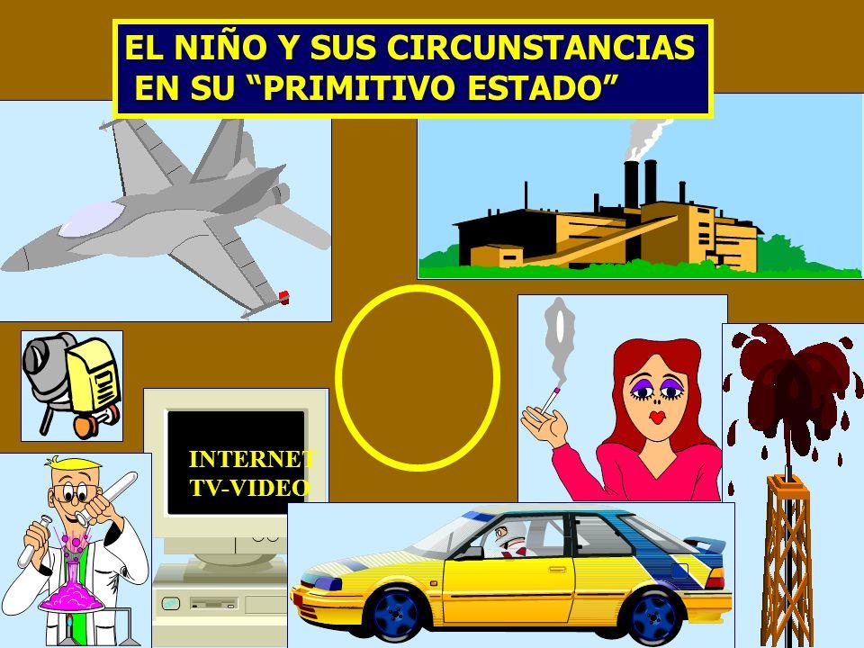 EL NIÑO Y SUS CIRCUNSTANCIAS EN SU PRIMITIVO ESTADO
