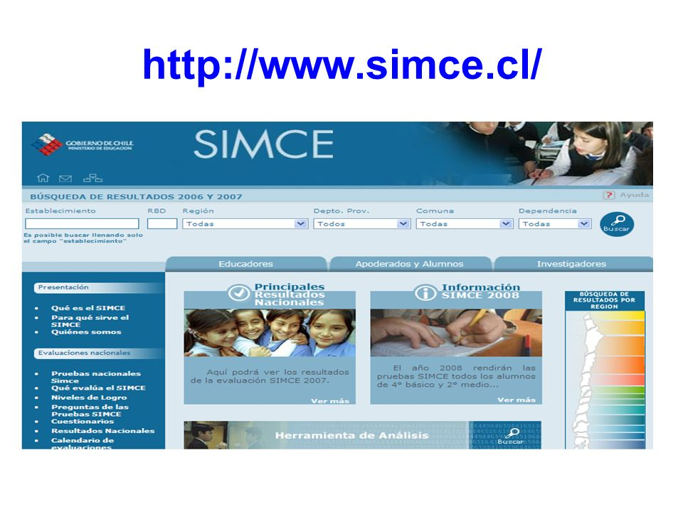 http://www.simce.cl/