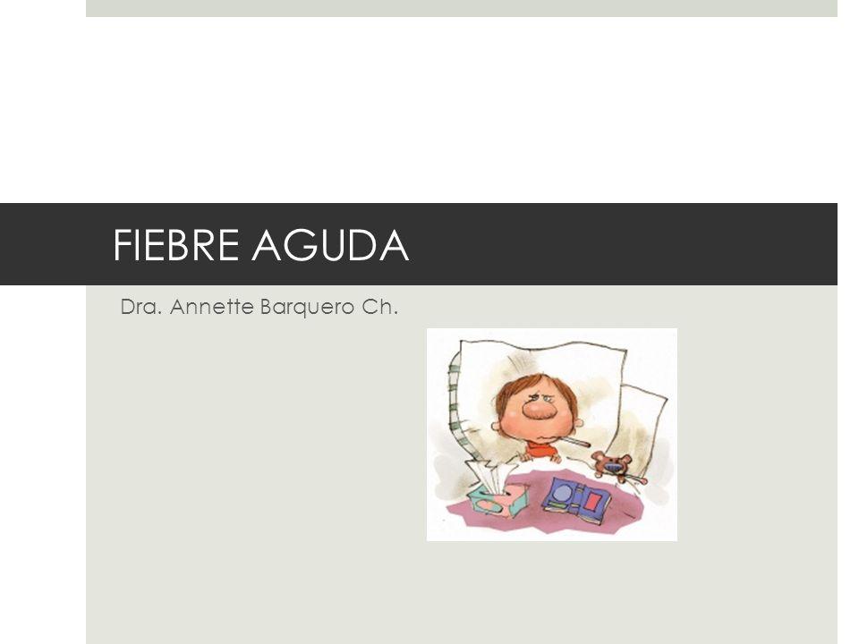 Dra. Annette Barquero Ch.