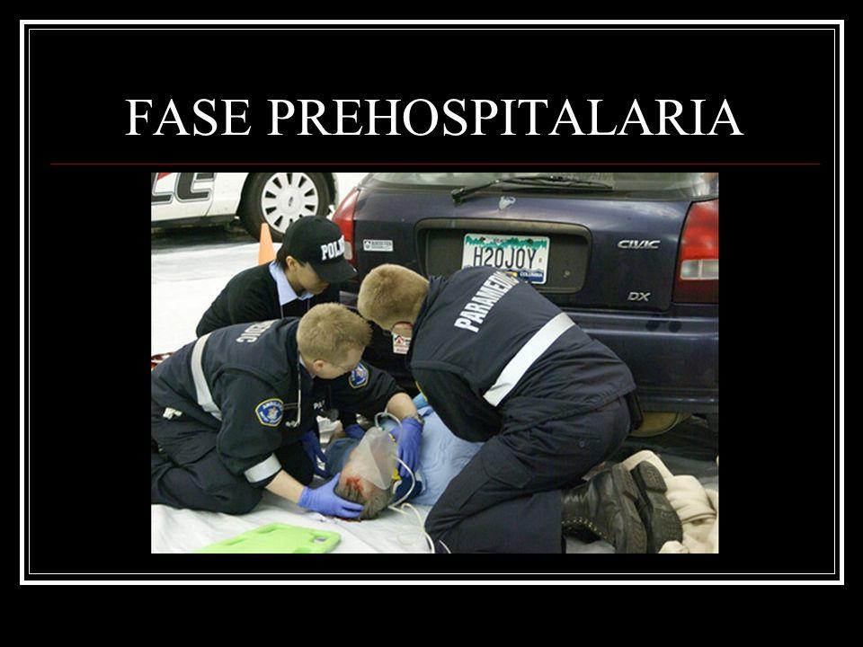 FASE PREHOSPITALARIA
