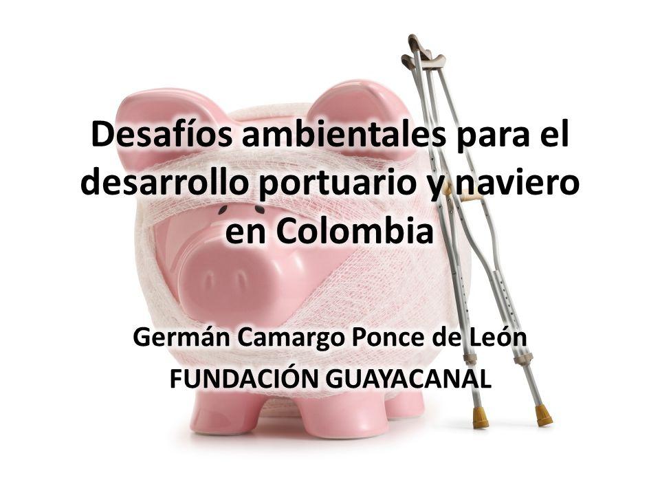 Germán Camargo Ponce de León FUNDACIÓN GUAYACANAL
