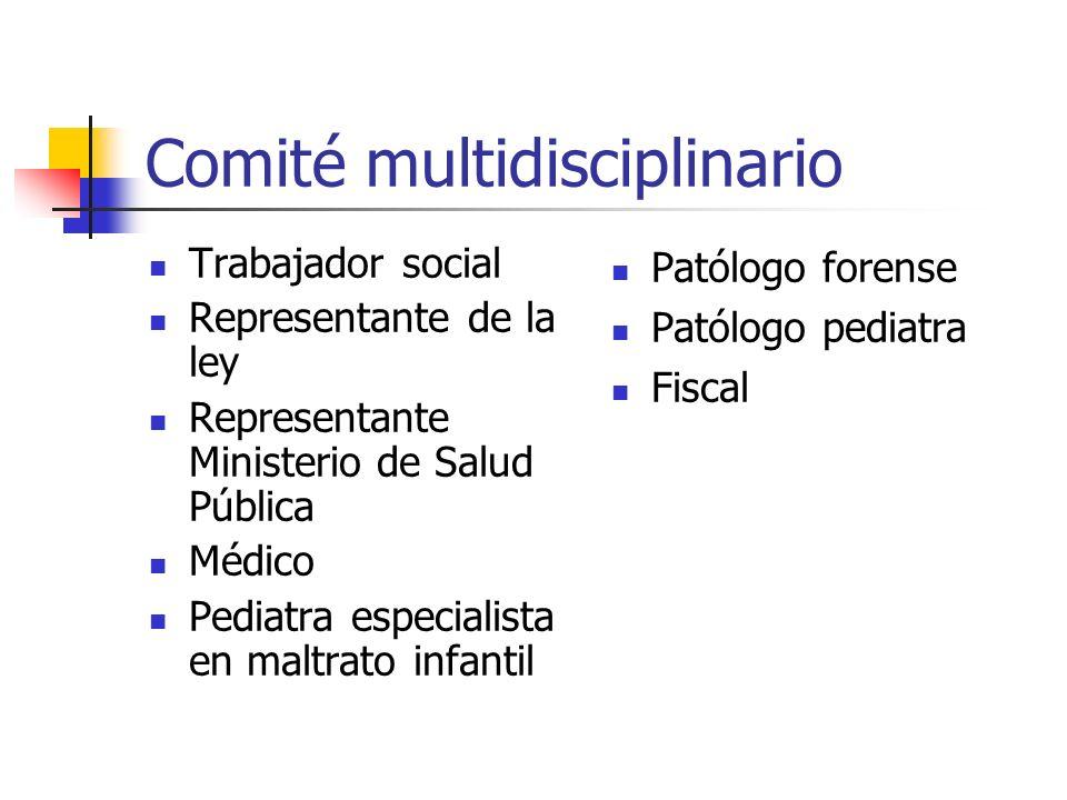 Comité multidisciplinario