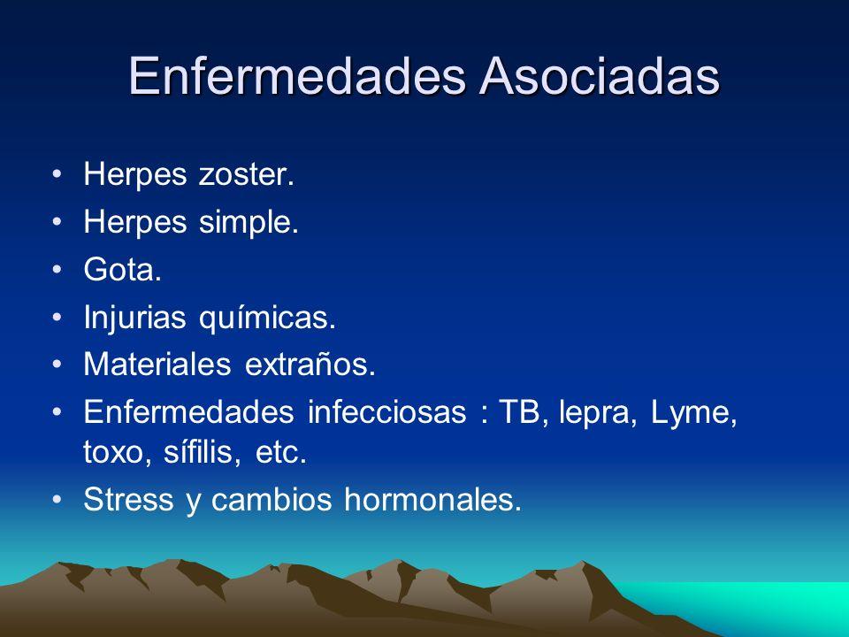 Enfermedades Asociadas