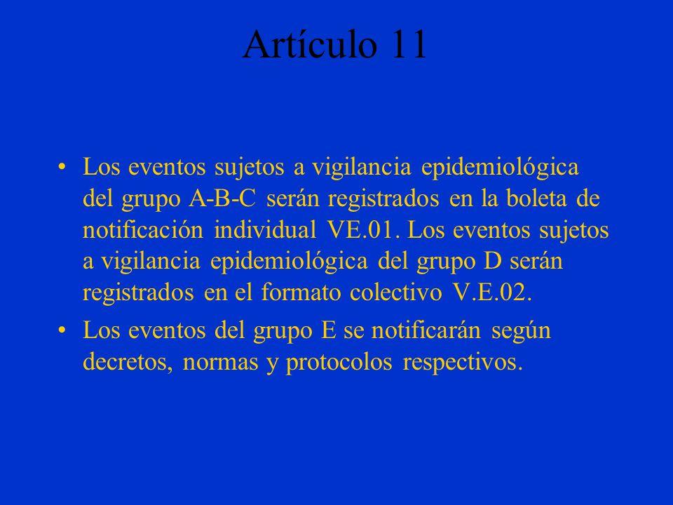 Artículo 11