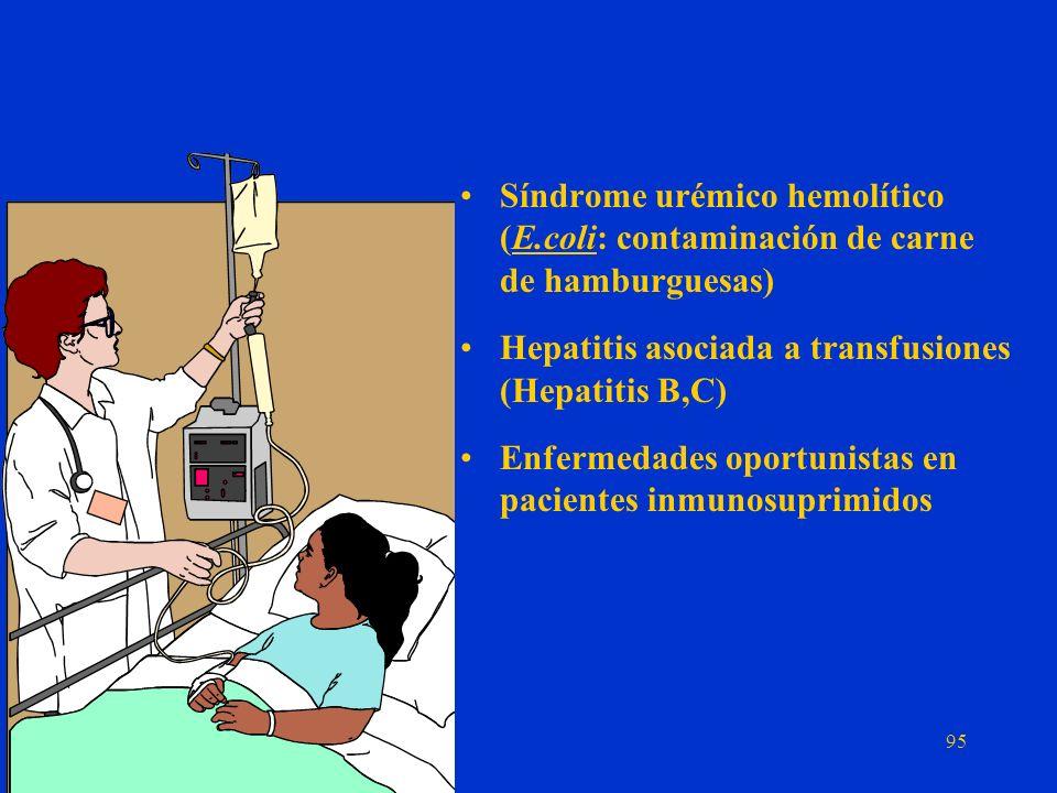 Síndrome urémico hemolítico (E