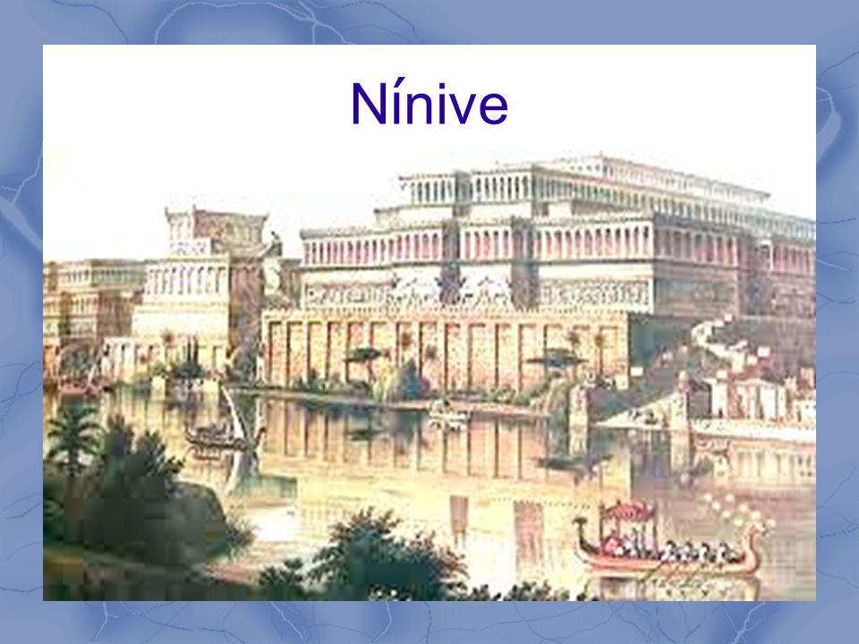 Nínive Miqueas 1.