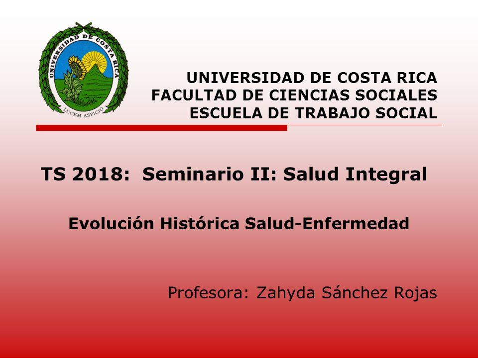 Evolución Histórica Salud-Enfermedad