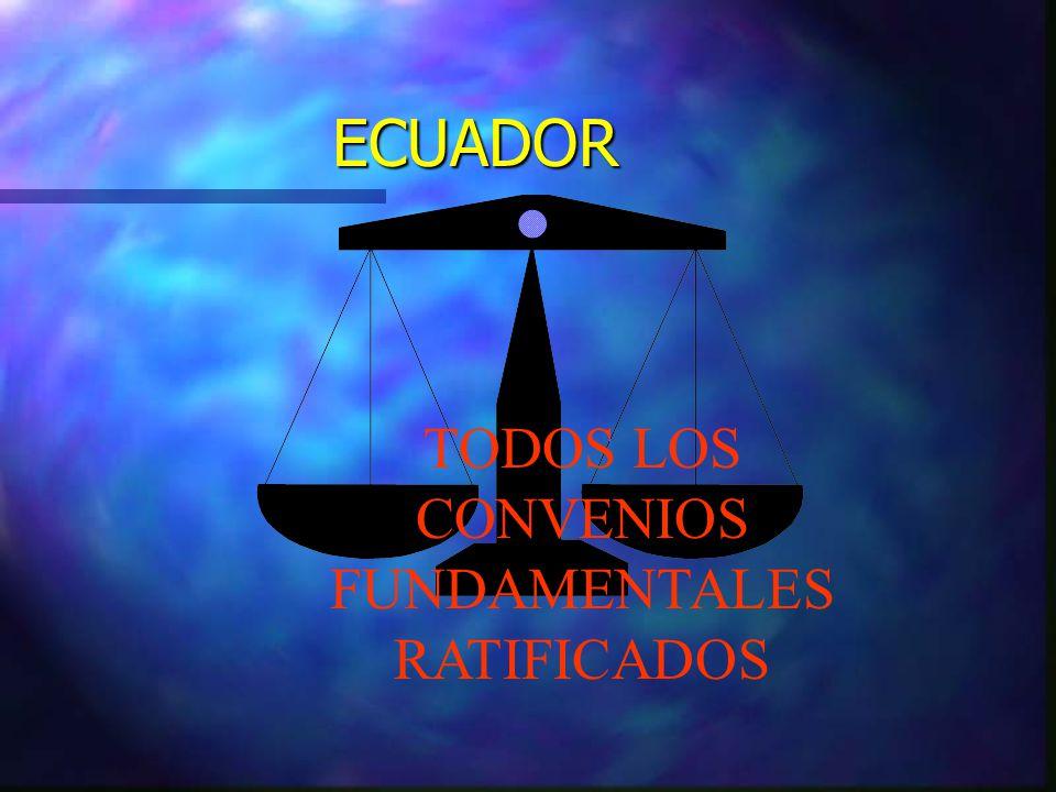 TODOS LOS CONVENIOS FUNDAMENTALES