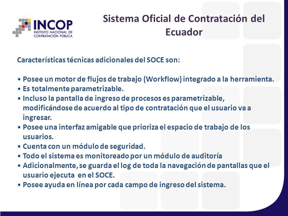 Sistema Oficial de Contratación del Ecuador
