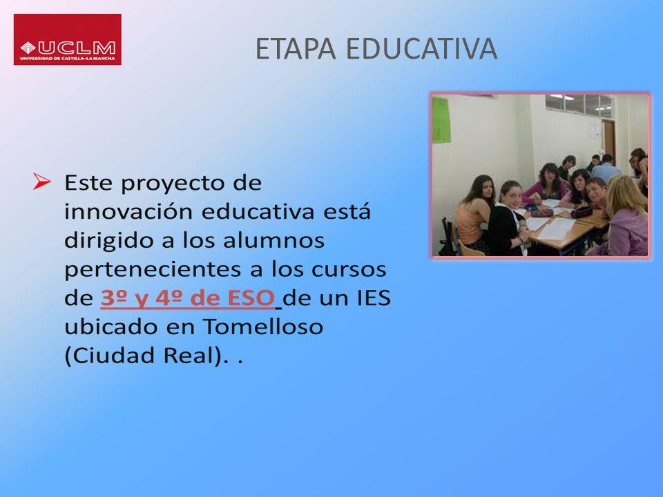 ETAPA EDUCATIVA