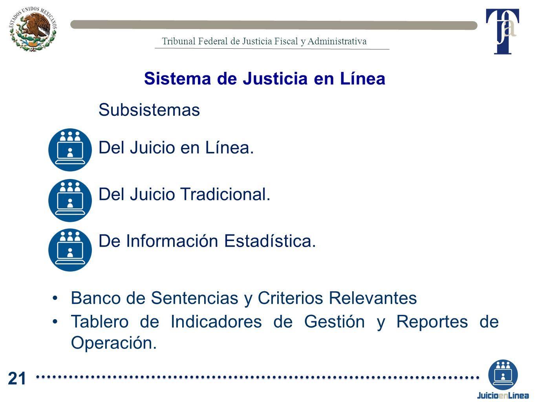 Sistema de Justicia en Línea