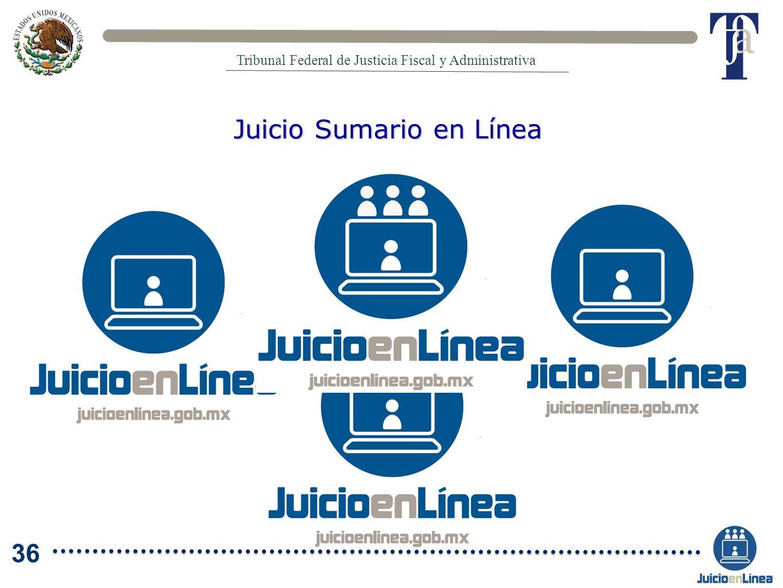 Juicio Sumario en Línea