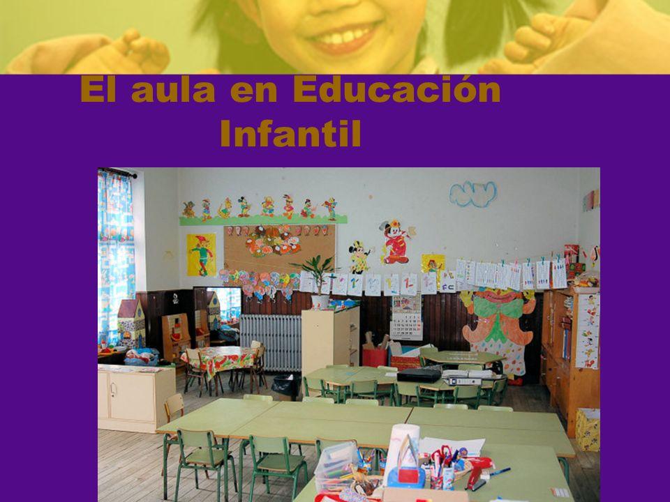 El aula en Educación Infantil