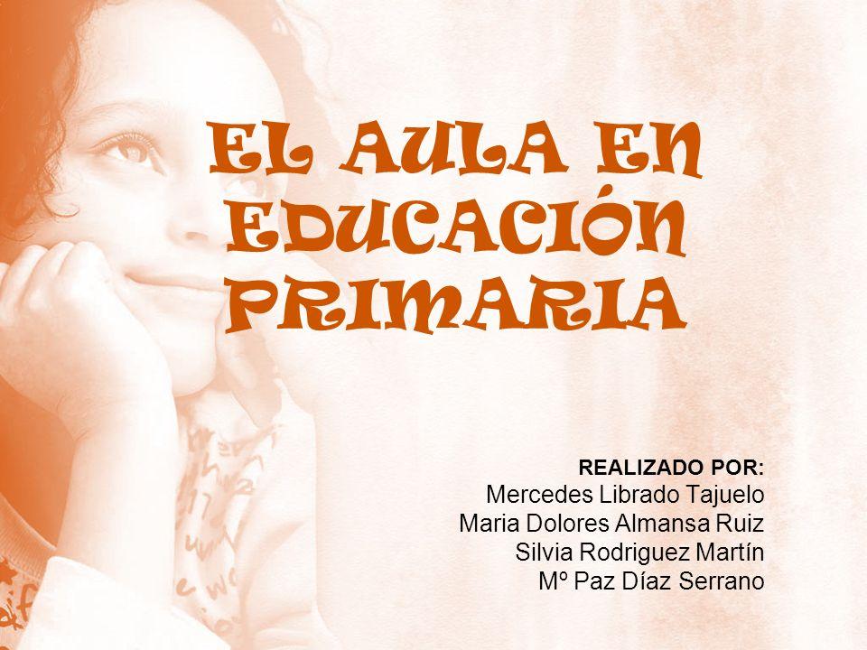 EL AULA EN EDUCACIÓN PRIMARIA