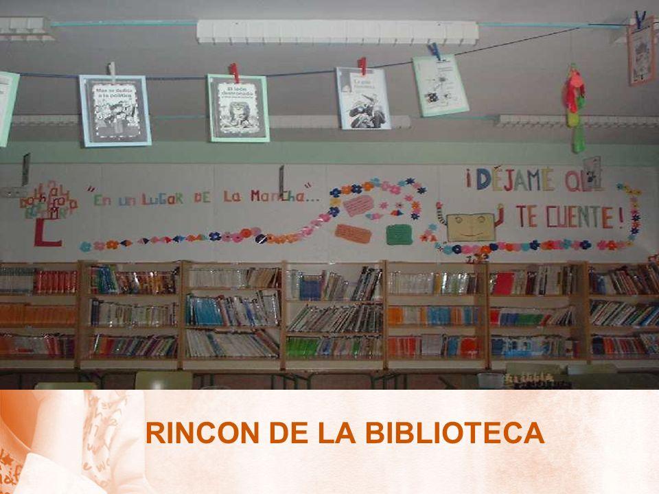 RINCON DE LA BIBLIOTECA