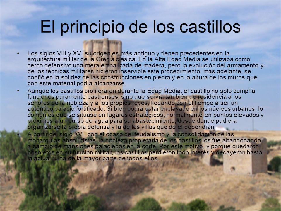 El principio de los castillos