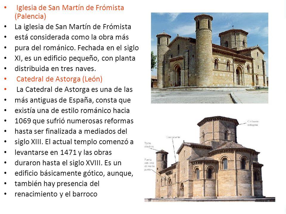 Iglesia de San Martín de Frómista (Palencia)