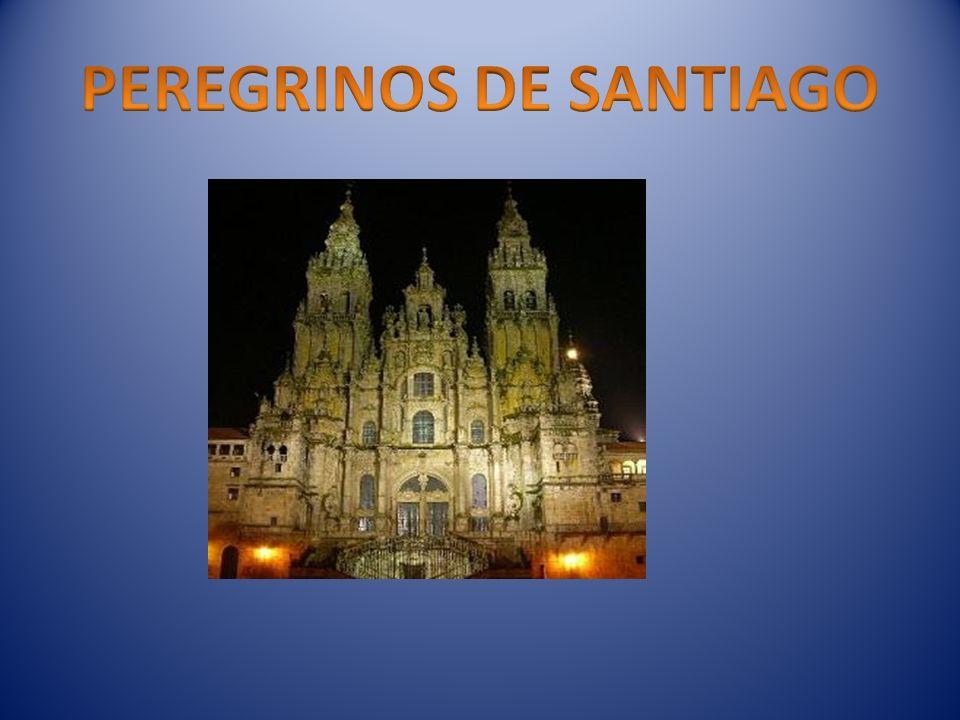 PEREGRINOS DE SANTIAGO