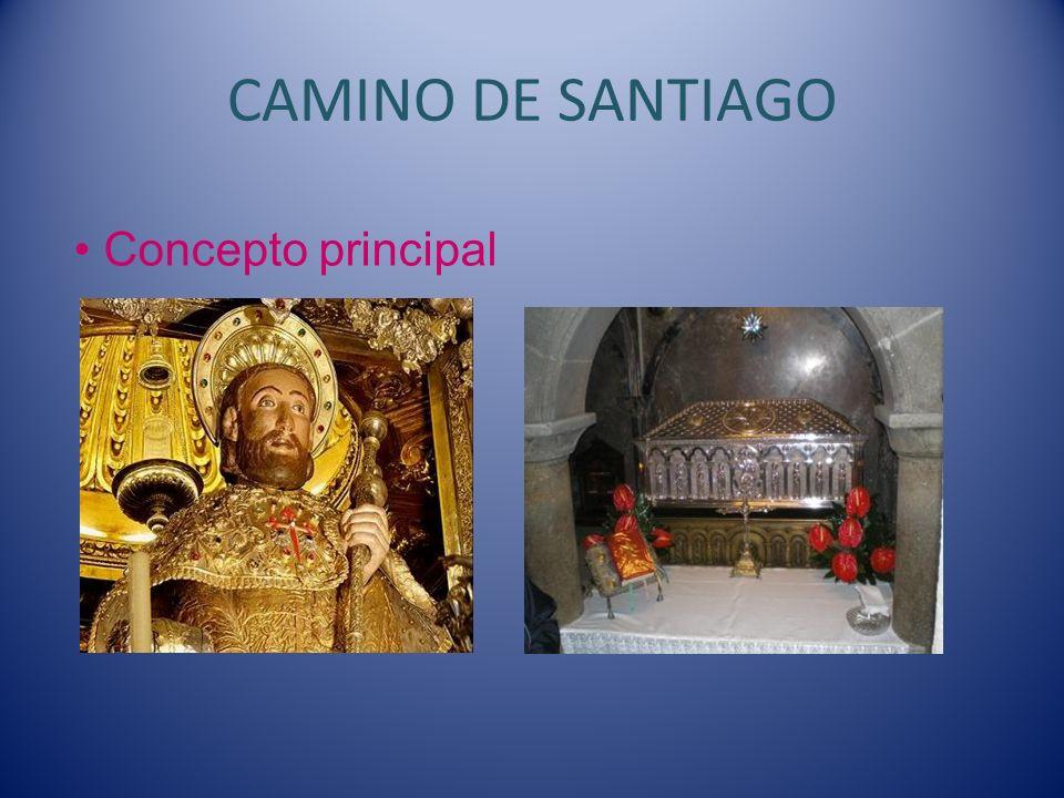 CAMINO DE SANTIAGO Concepto principal