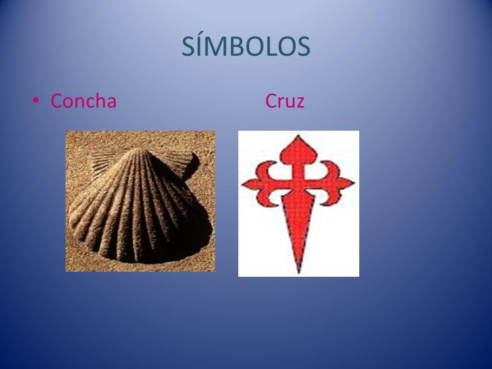 SÍMBOLOS Concha Cruz