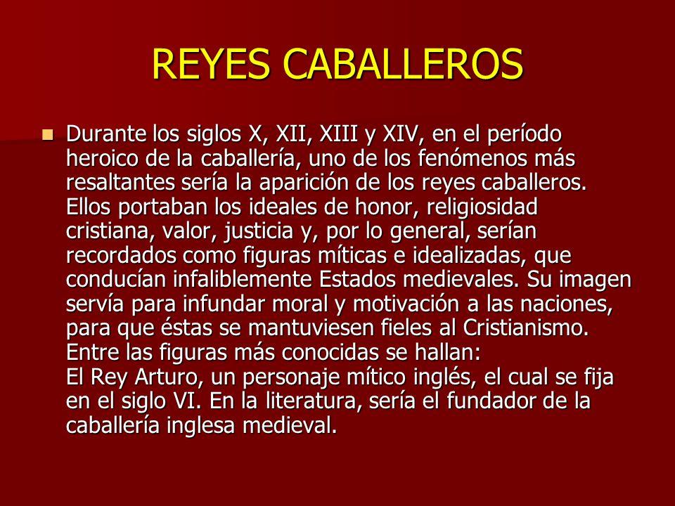 REYES CABALLEROS