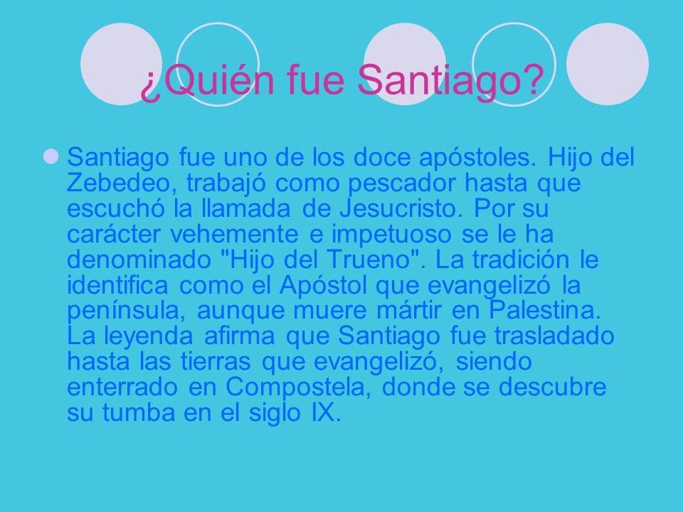 ¿Quién fue Santiago