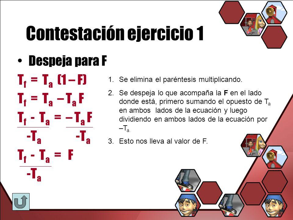 Contestación ejercicio 1
