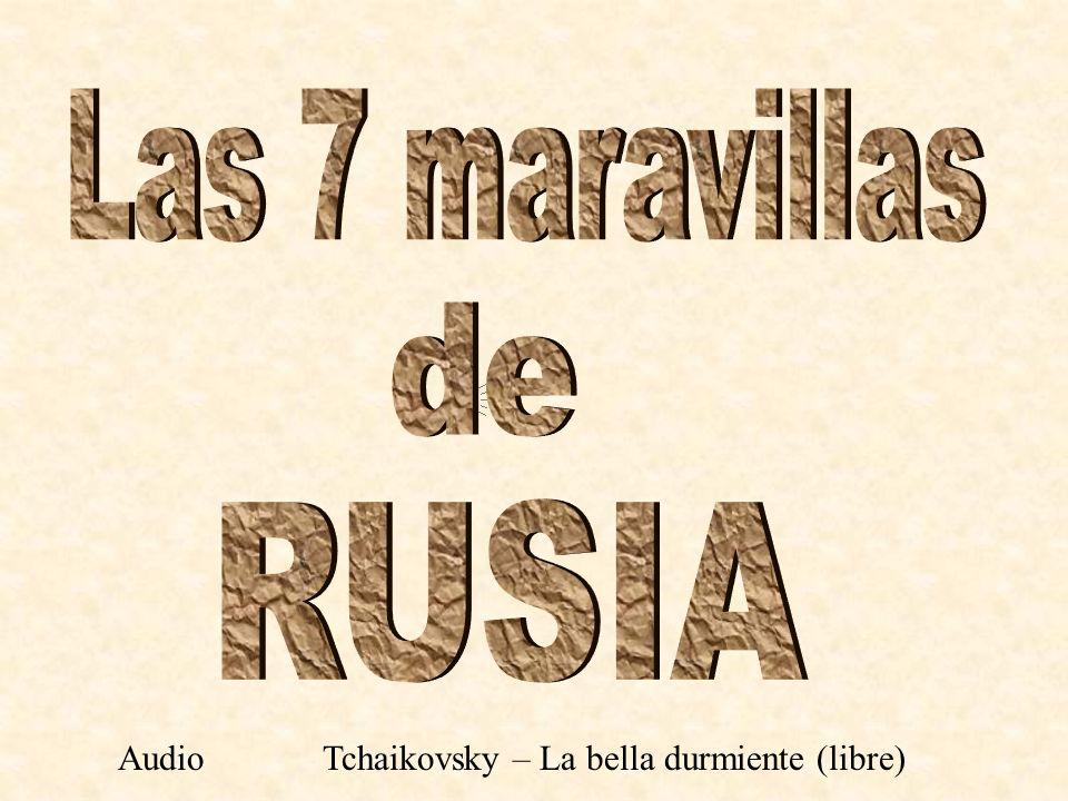 Las 7 maravillas de RUSIA Audio