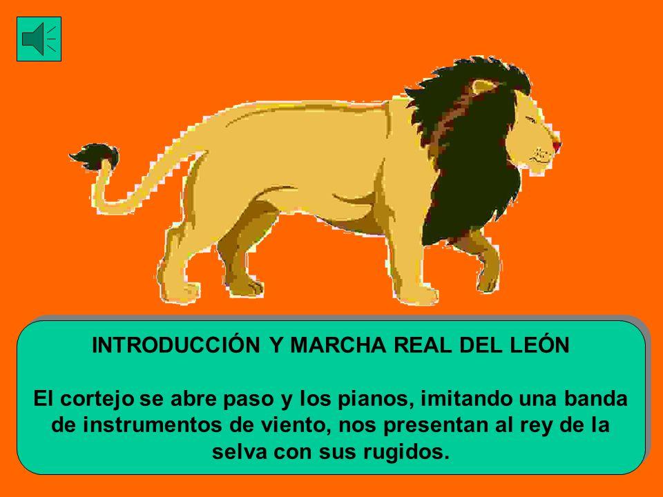 INTRODUCCIÓN Y MARCHA REAL DEL LEÓN