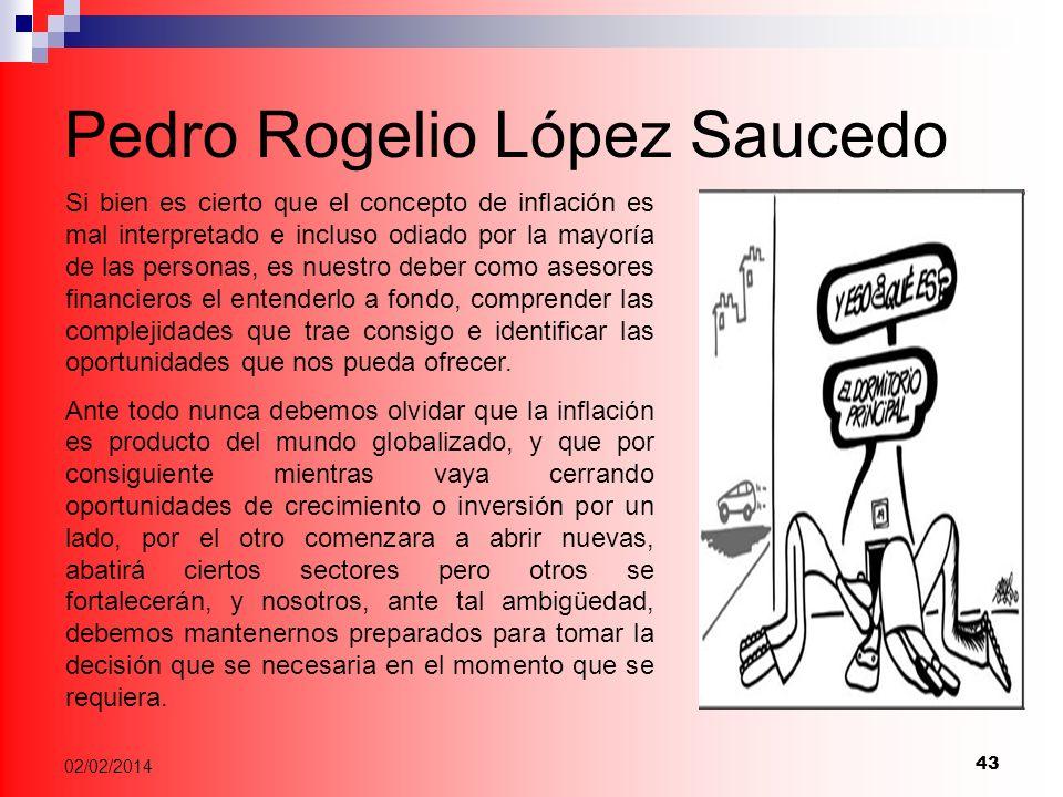 Pedro Rogelio López Saucedo