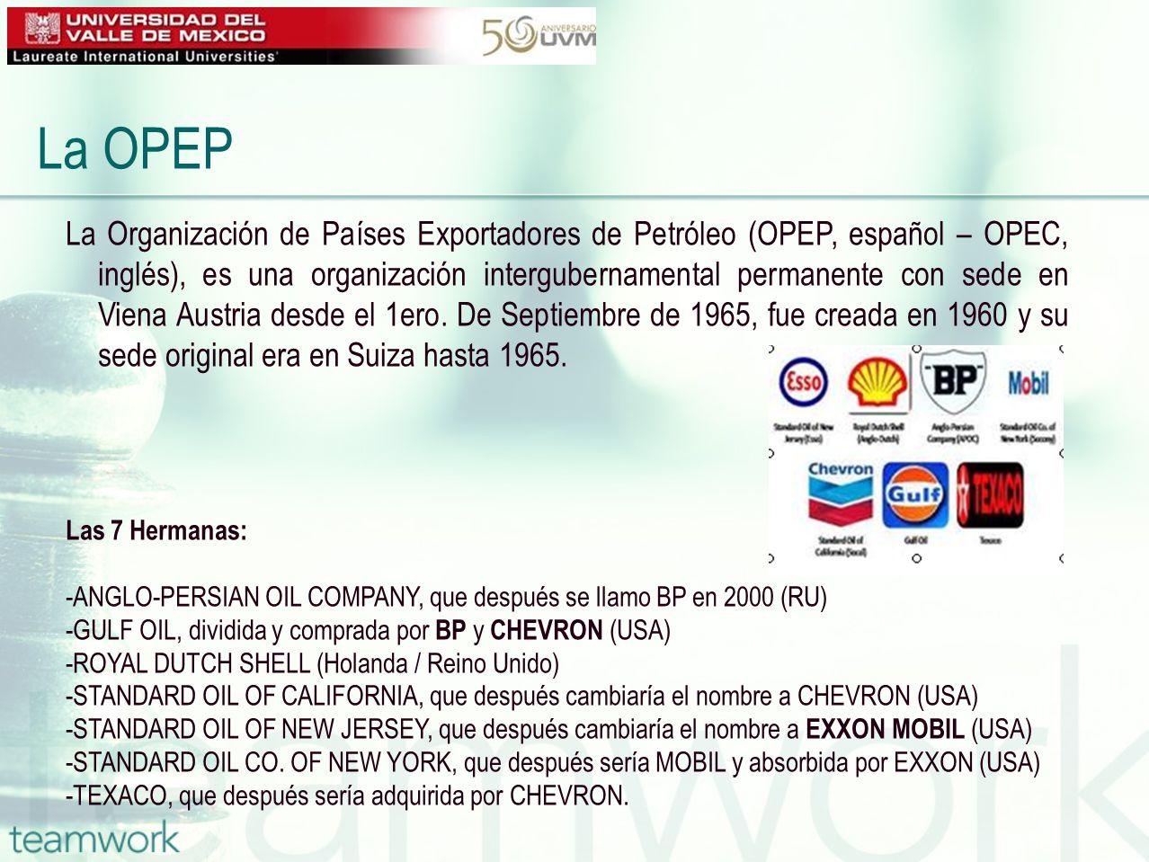 La OPEP