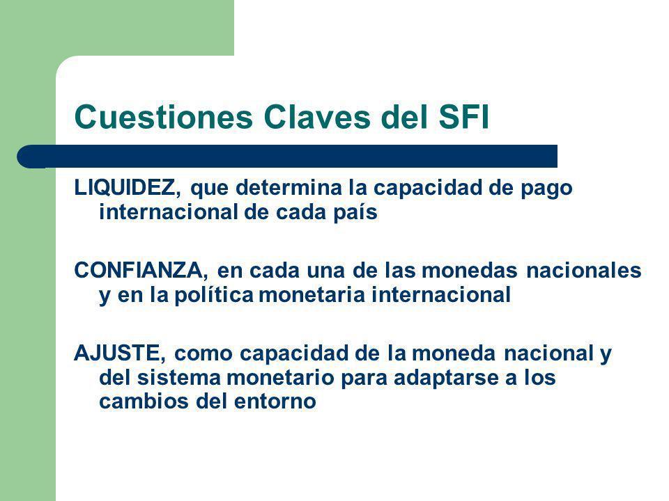 Cuestiones Claves del SFI