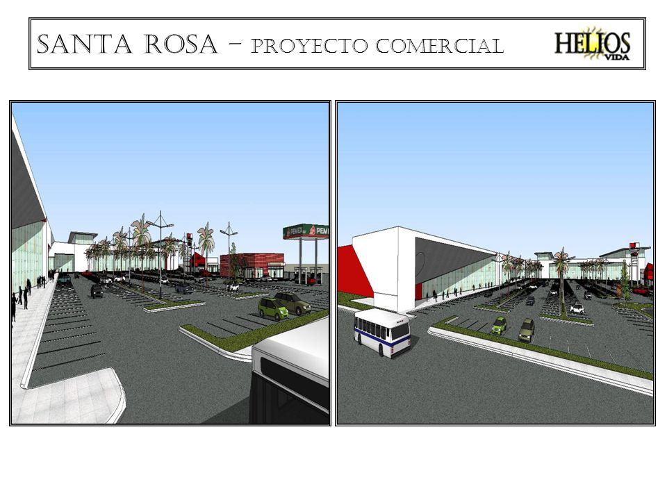 SANTA ROSA – proyecto comercial