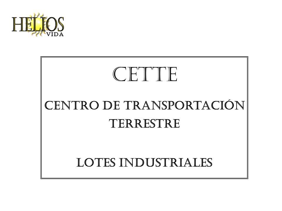Centro de transportación terrestre